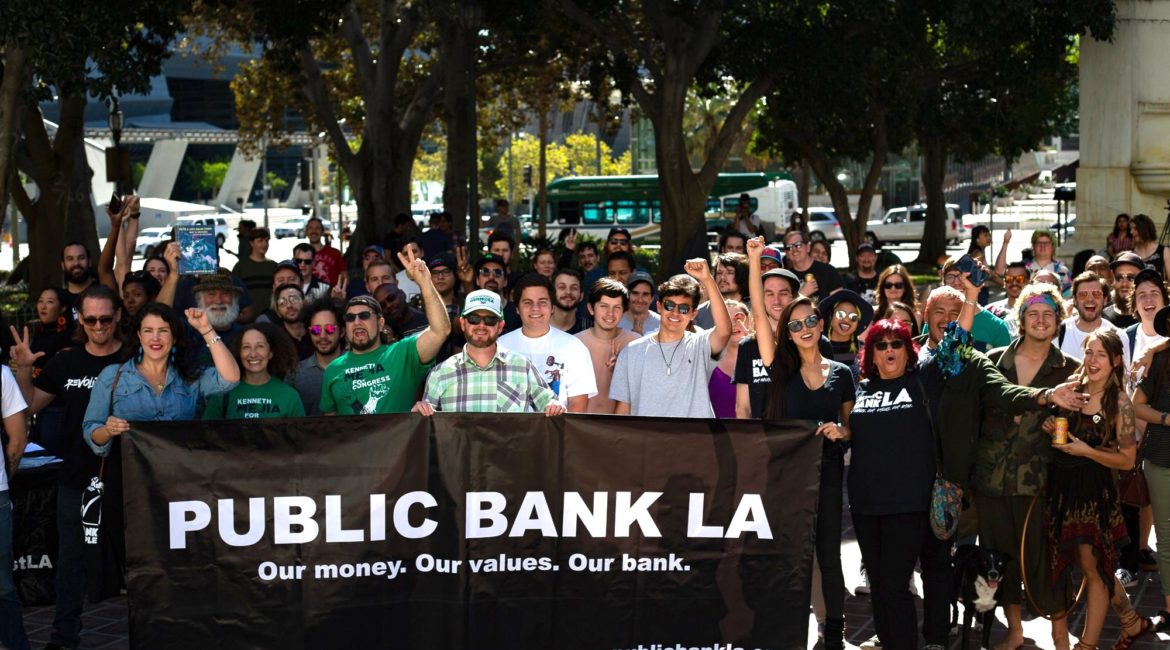 Public Banking Proponents See Victory in Outcome of Measure B Vote