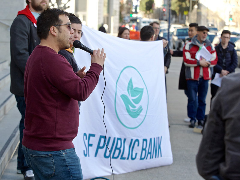The Time Is Right for S.F. to Get a Public Bank