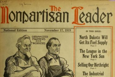 100 Years Ago, Farmers and Socialists Established the Country's First Modern Public Bank